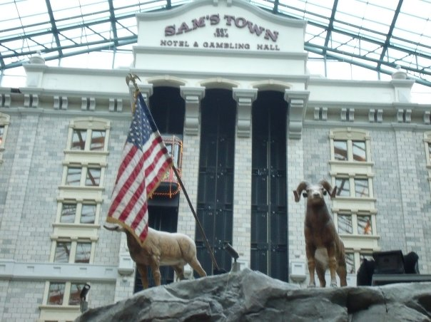 Sams Town Gambling Hall