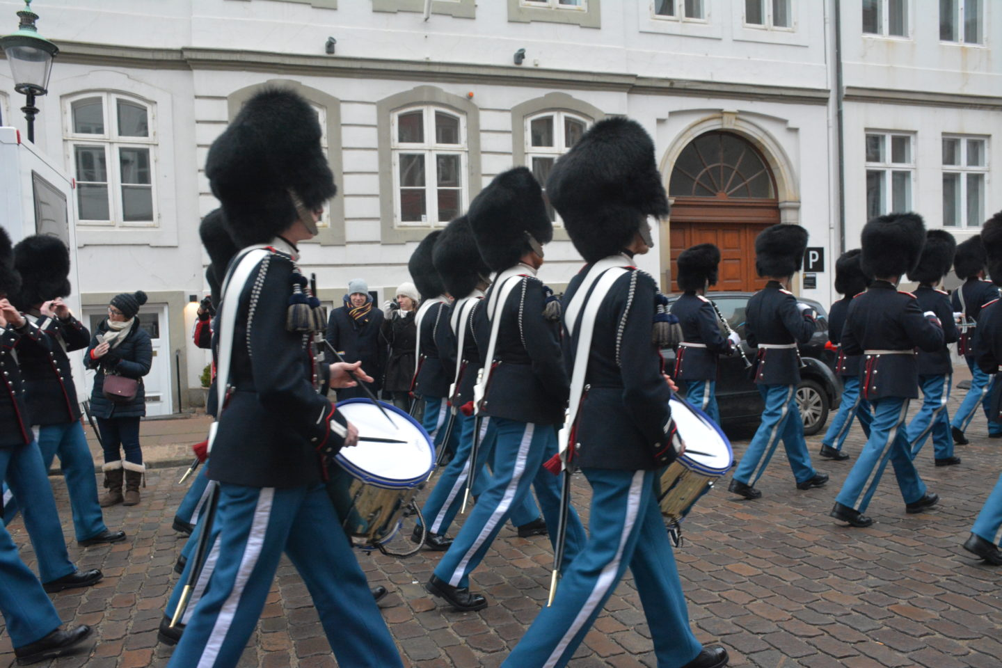 Soldiers in Copenhagen