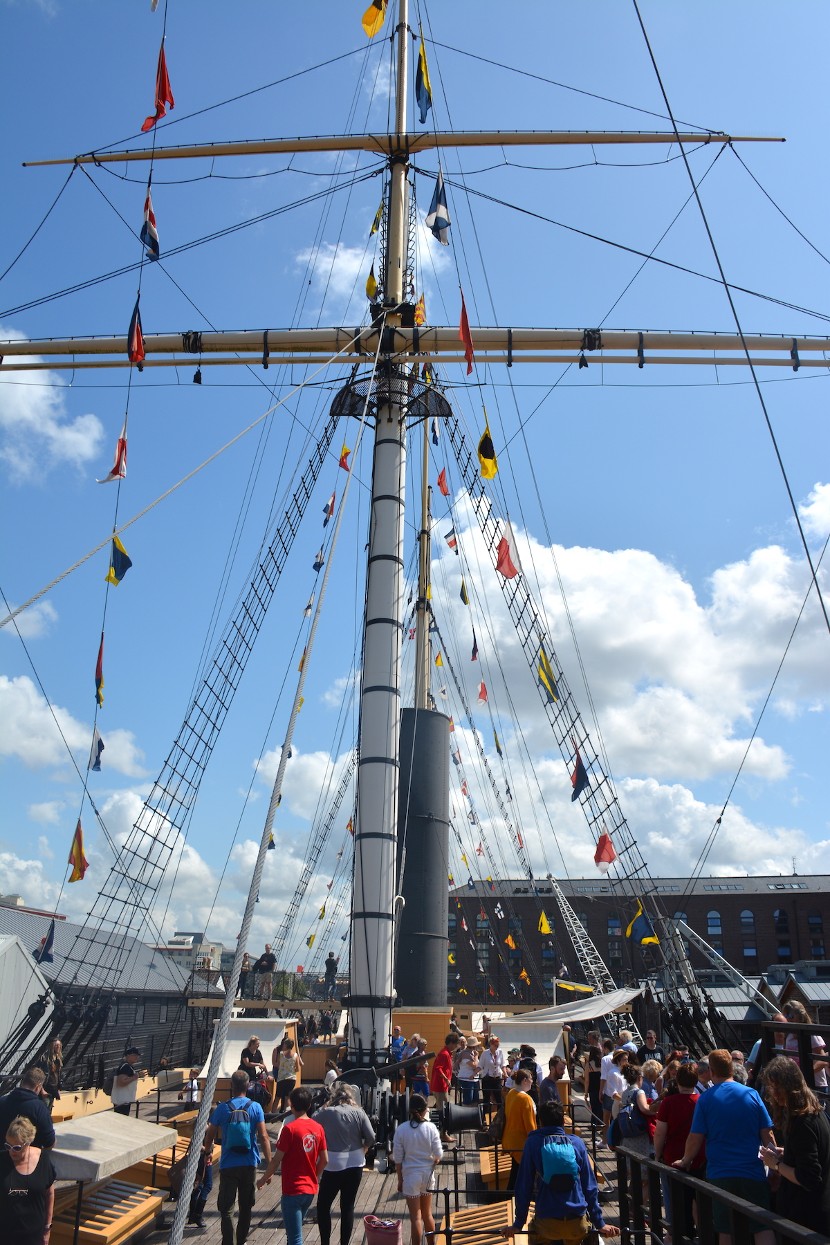 SS Great Britain ship
