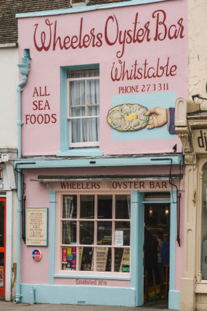 Whitstable Oyster Bar