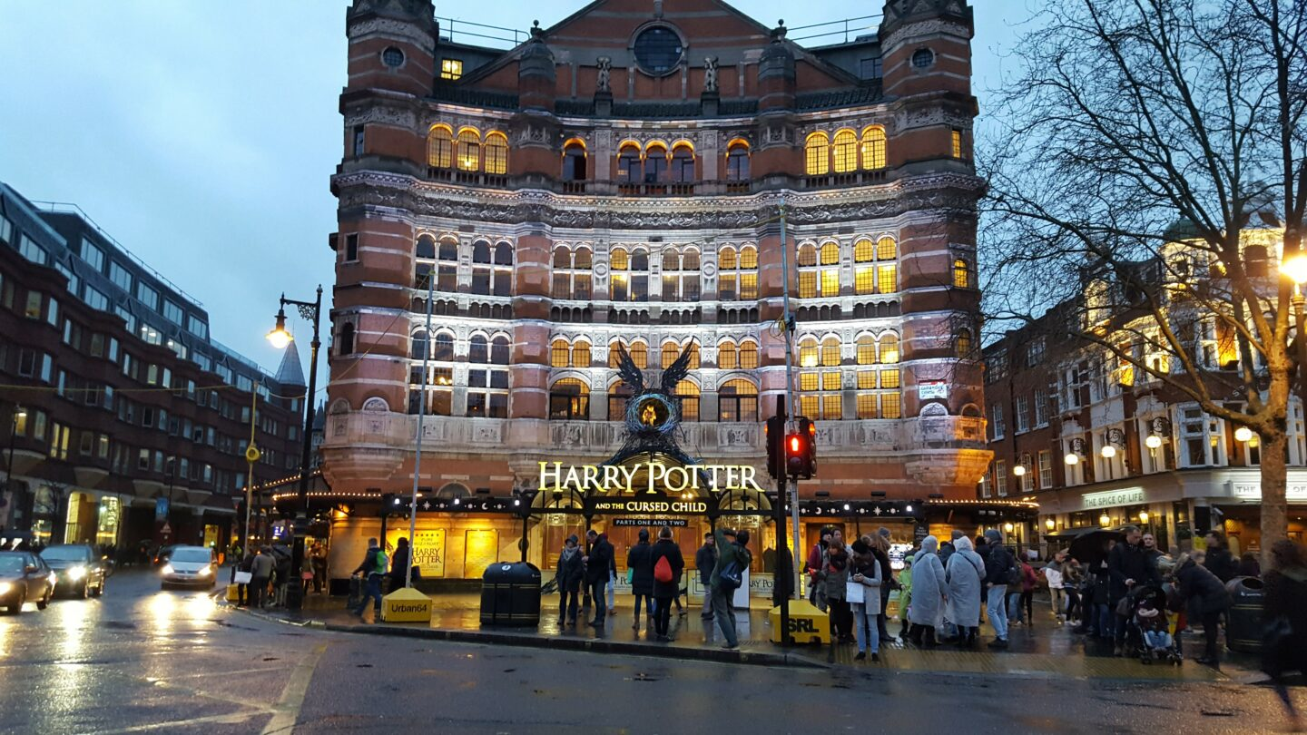 A trip to the theatre should be on your London bucket list