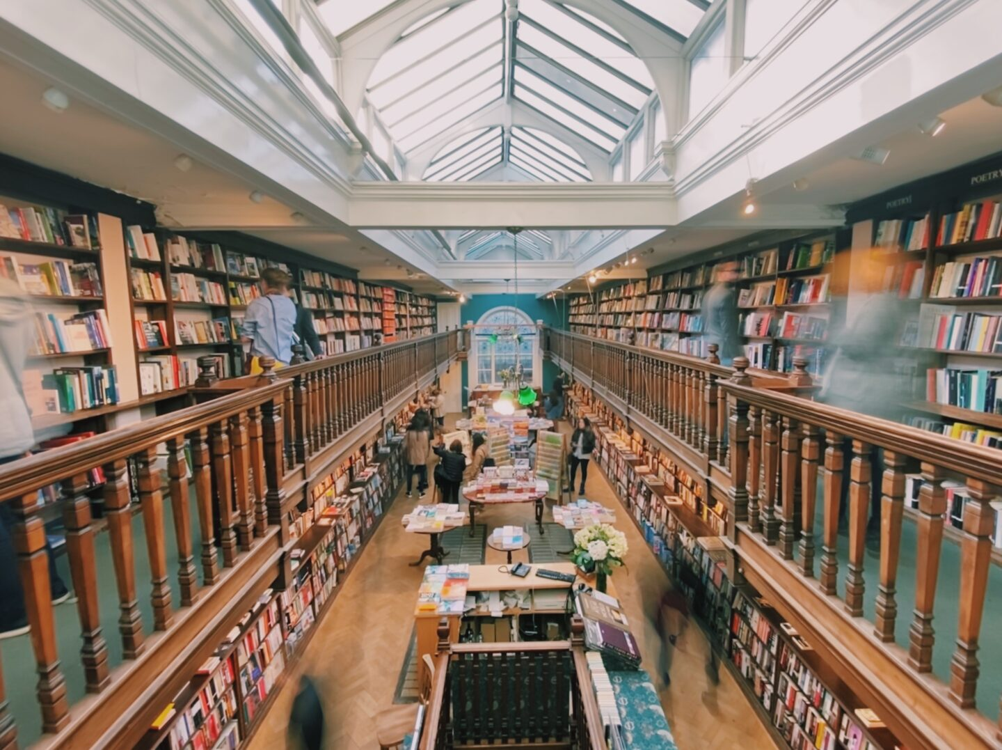 Daunt Books should be on your London bucket list